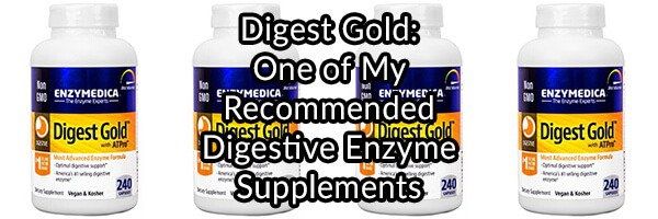 Digest Gold, Digestive Enzyme Supplement Recommendation, a Review