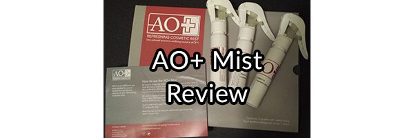 AO+ Mist - Skin Probiotic Review