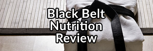 Black Belt Nutrition Review