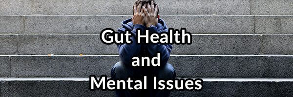 Gut Problems Cause Mental Issues (Anxiety, Depression, Schizophrenia)