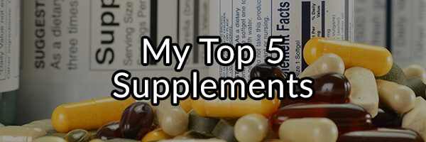 My Top Five Supplement Recommendations To Improve Digestive Health