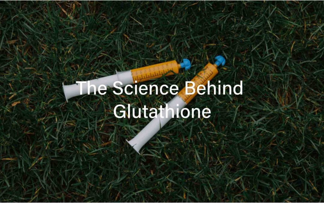 Detoxing from Heavy Metal Accumulation with Oral Glutathione
